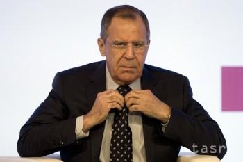 Lavrov: Terorizmus nemožno poraziť iba vojensky