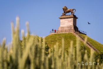 Leví kopec pri Waterloo - spomienka na jednu z najslávnejších bitiek