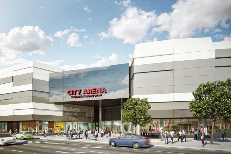 7a7b0c139 Trnavská City Arena otvorí brány svojim návštevníkom už koncom augusta