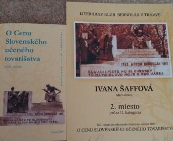 Poznáme víťazov súťaže O Cenu Slovenského učeného tovarišstva 2017