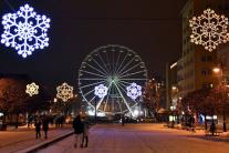 Košické rozprávkové Vianoce v centre mesta