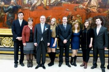 Slovakisti zo Sosnovca upútali našich diplomatov