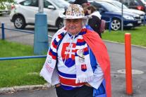 MS 2019: Slováci zdolali v príprave Veľkú Britániu