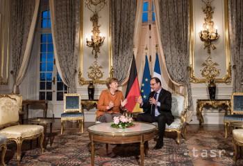 Merkelová rokovala s Hollandom o problémoch EÚ