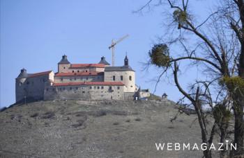 Presne pred deviatimi rokmi vyhorel hrad Krásna Hôrka