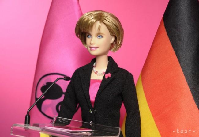 OBRAZOM: Zaujímavé momentky zo života Angely Merkelovej