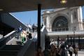Pre podozrivý balík uzatvorili budapeštiansku vlakovú stanicu Keleti