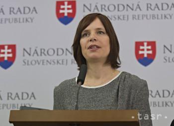 V. Remišová: Začíname zbierať podpisy na odvolávanie M. Lubyovej