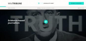 Zakladateľ Wikipédie spúšťa novú spravodajskú platformu Wikitribune