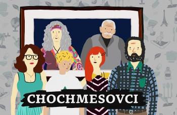 Animovaná rodina Chochmesovcov bude na RTVS učiť etiketu