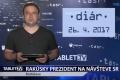 DNES NÁS ČAKÁ: Rakúsky prezident na návšteve Slovenska