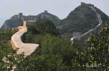 Veľký čínsky múr budovali v priebehu takmer dvoch tisícročí