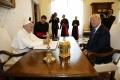 Trump vyzdvihol pápeža. Podľa Vatikánu hovorili o mieri i migrantoch