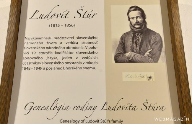 Pred 205 rokmi sa narodil Ľudovít Štúr, politik a národný buditeľ