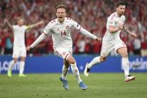 ME Rusko - Dánsko