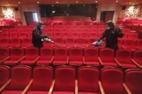 Divadlo v centre Sedžong