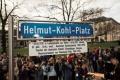 Mesto Mainz má Námestie Helmuta Kohla