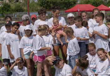 Deň Mladých športovcov podporili aj olympionici Kohlová a Beňuš
