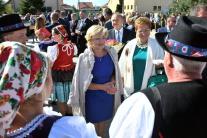 Ministerka kultúry SR Ľubica Laššáková