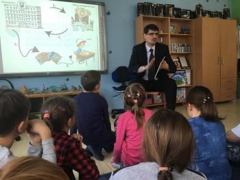 Štátny tajomník MŠVVaŠ Peter Krajňák navštívil nadané deti v Prešove