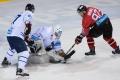 Zápas medzi B. Bystricou a Martinom sa neodohral pre vodu na ľade