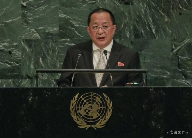 Raketový úder na pevninu USA je nevyhnutný, vyhlásil minister KĽDR