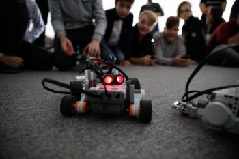 Stredoškoláci predstavili na Technickej myšlienke roka 24 projektov
