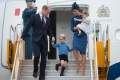 Britský princ William a Kate sa v Kanade stretli s utečencami