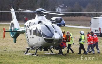 SMRTEĽNÁ NEHODA: Zrážka vlakov v Nemecku má obete a 150 zranených