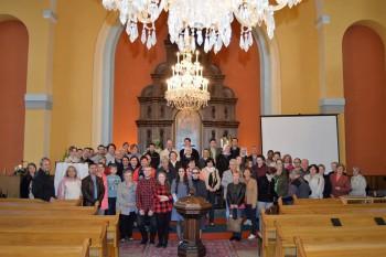 Inšpiratívny Týždeň kresťanskej kultúry 2017 v Ružomberku