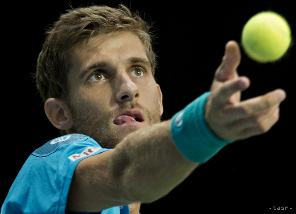 Kližan postúpil už do semifinále dvojhry na turnaji ATP v Sofii