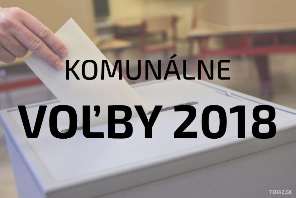 0e3f3094e Komunálne voľby 2018 online: Prinášame priebeh volieb online - 24hod.sk