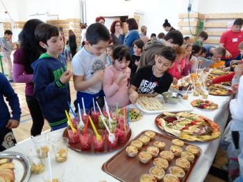 Palínski žiaci sa venovali regionálnym potravinám