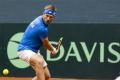 Gombos označil triumf nad Švajčiarom za najcennejší v Davisovom pohári