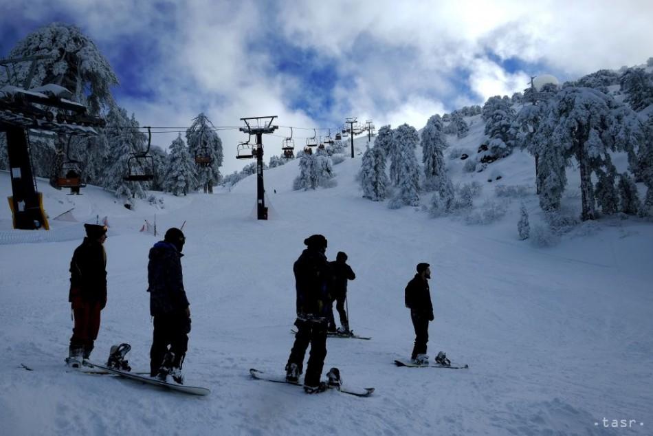 Snehové správy  Dobré podmienky sú i pre bežecké lyžovanie 41d0b416498