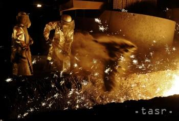 EÚ zavádza dočasné clo na dovoz ocele z Číny a Ruska