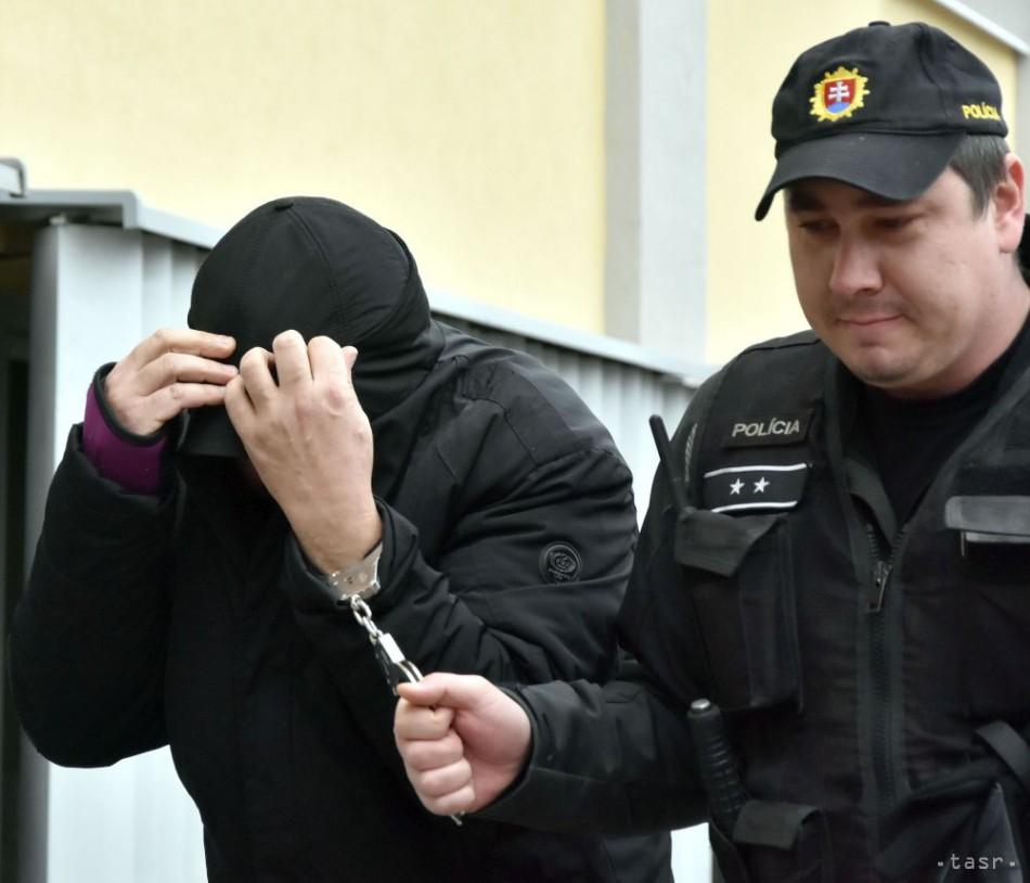Expolicajta Ľuboša T. odsúdili na tri roky podmienečne