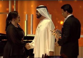 Dubaj: Za najlepšiu učiteľku sveta vyhlásili Britku Andriu Zafirakouov