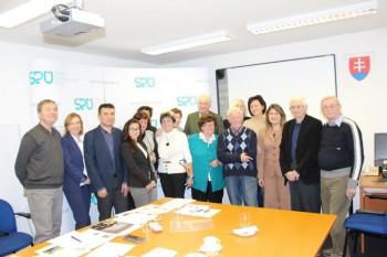 V ŠPÚ sa konalo záverečné stretnutie expertného tímu