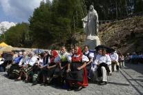 Celoslovenská púť na horu Butkov