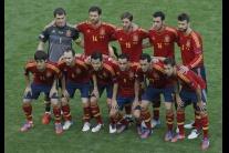 Futbalisti Španielska