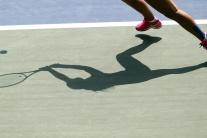 Slovenské tenistky na turnaji v Tokiu