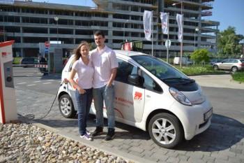 Slovensko bude mať prvýkrát zástupcu na pretekoch elektromobilov