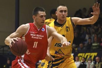 Basketbal: MBK Rieker Com Therm Komárno - MBK SPU Nitra 95:51