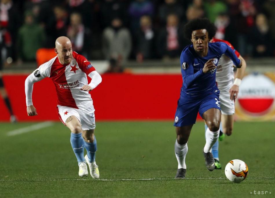 f0ea6a49654ac EURÓPSKA LIGA: Slavia Praha podľahla doma Chelsea