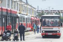 Deň otvorených dverí Dopravného podniku Bratislava