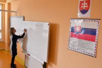 Atmosféra písomných maturít v Trebišove