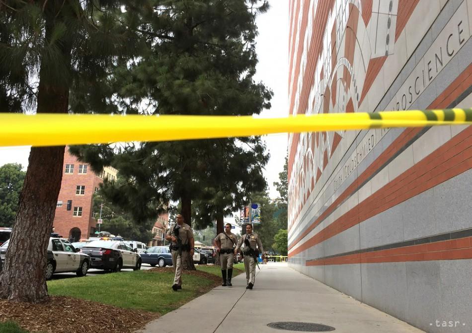 Streľba na univerzite v Los Angeles bola vražda a samovražda 809536b2db7