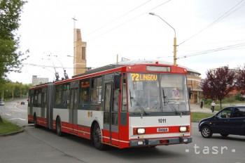 Trolejbusy v Košiciach opäť premávajú