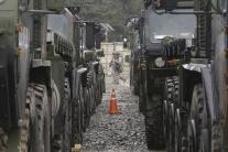Rezort obrany: Pri presune konvoja USA cez naše územie došlo k nehode